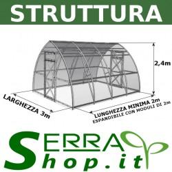 Serra struttura PREMIUM