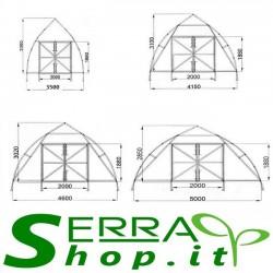 STRUTTURA Serra COMPACT