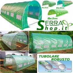 Serra Tunnel Easy 4x3m